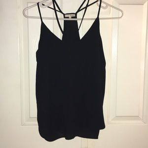 Black top from wet seal